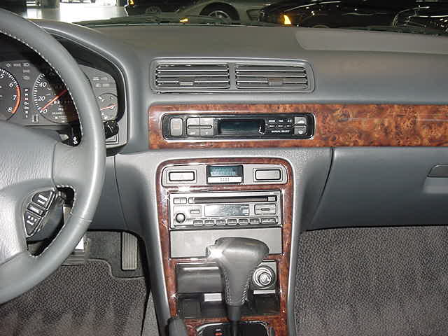 1998 Acura Cl Stereo Repairs