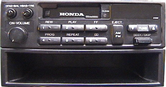 crx community forum  u2022 view topic cassette deck question