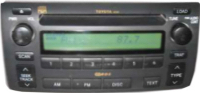 Toyota Cd Changer Repairs