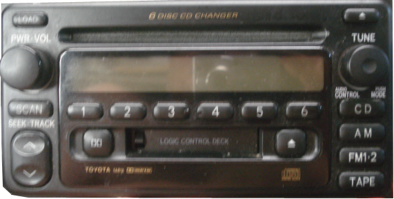 Used Acura For Sale >> Toyota Stereo and CD Changer Repair