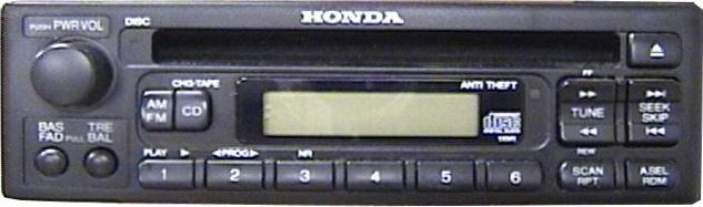 Honda Crv 2006 Radio Code - New The Best Code Of 2018