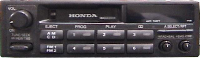 Honda Accord Car Stereo Cd Changer Repair And  Or Add An