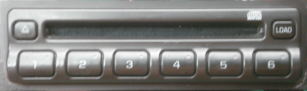 GM Car Stereo Repair of CD Changer that won't eject or play cds