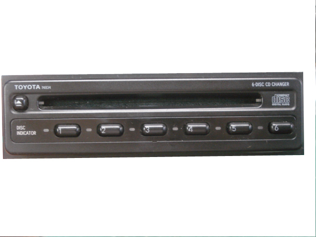 Toy4run1999 Jpg 75214 Bytes In Dash 6 Disc Changer Some Of The Problems