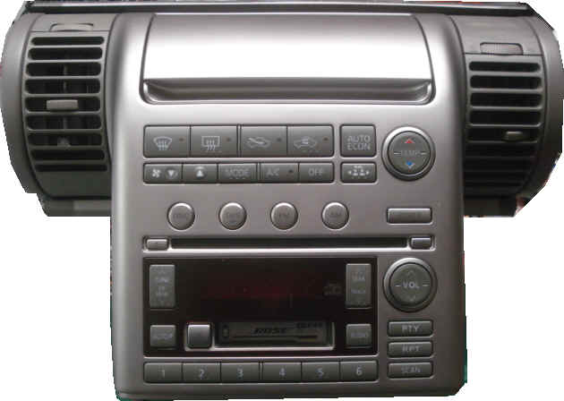 Car Stereo Repairsrhwillmanselectronics: Infiniti G35 Factory Radio At Gmaili.net